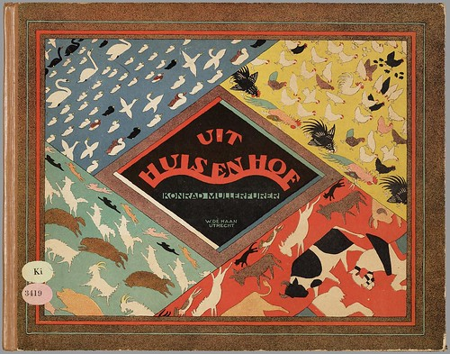 Uit huis en hof by Konrad Mullerfurer, 1921