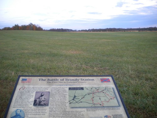 Brandy Station Battlefield