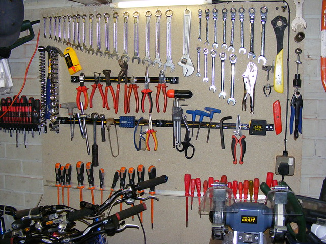 Tool Storage Solutions Show Me Yours Singletrack Magazine