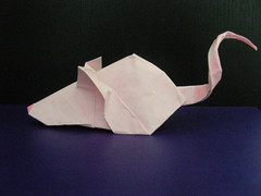 Small Mouse 1 (Design By Rikki Donachie)