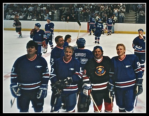 Backintheday Balge: With a Few Hockey Greats.