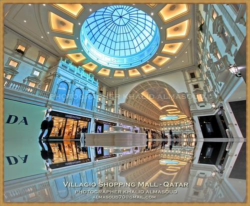 (Villagio) Luxury Shopping Mall - Qatar