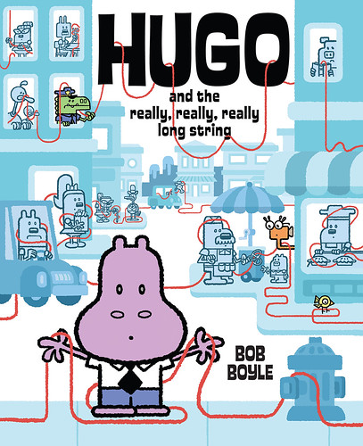 """Hugo and the Really, Really, Really Long String"