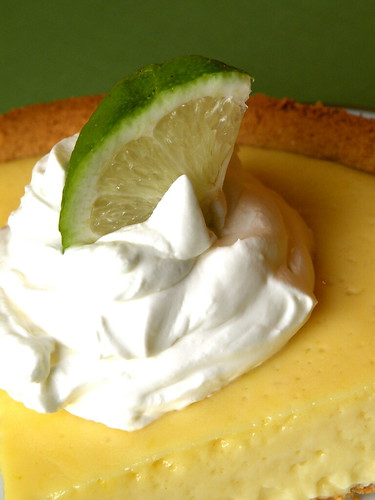 Recipe: Key Lime Pie blog image 1