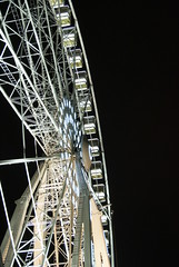 Paris (zampano1212) Tags: light white paris france wheel night square big spin eiffel concorde gondola catacombs