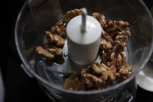walnut mixing