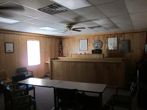 McCrae courtroom