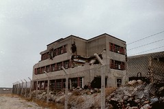 Beckton Gas Works the FMJ film set (Tim Brown 59) Tags: london film kubrick beckton docklands 1989 fmj