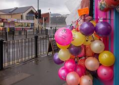 Scarborough - Smelly Balls (Tony McLean) Tags: ©2017tonymclean scarborough yorkshirecoast northyorkshire streetphotography streetscenes leicam240 leica35summiluxfle humour