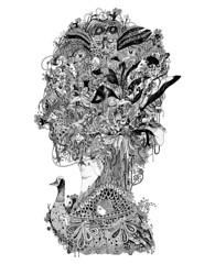 Conspiration a  la Reine 1 (by m.e.y.o.k.o.)