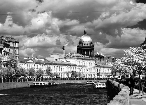 Saint Petersburg Streets 29