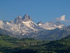 Albiez-Montrond, Aiguilles d