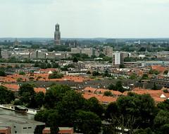 Utrecht (filmvanalledag) Tags: domtoren dichterswijk rivierenwijk