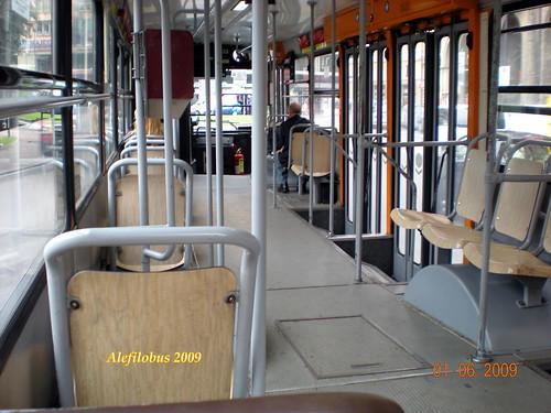 Bologna: autobus Menarini n° 5103 ...mitico :-)