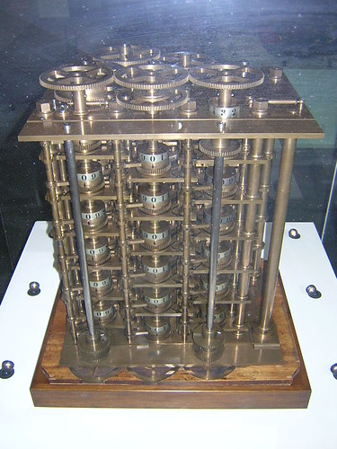 Test Segment of Difference Engine No. 1