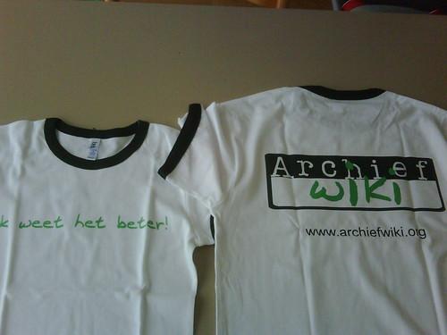 T-shirts KVAN09
