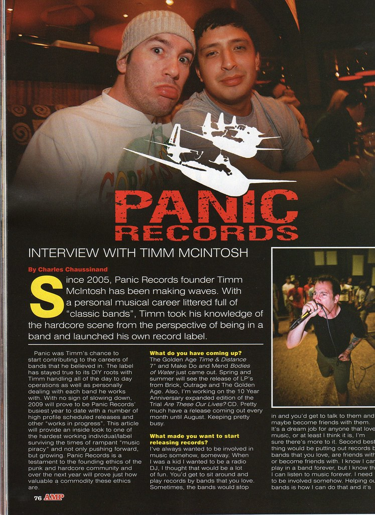 AMP Magazine Apr/May 2009