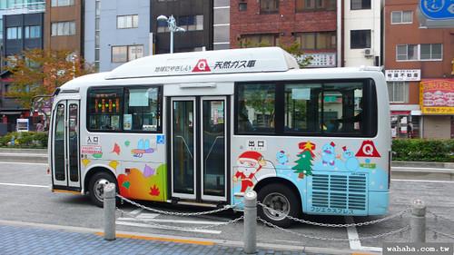 港区コミュニティバス「ちぃばす」