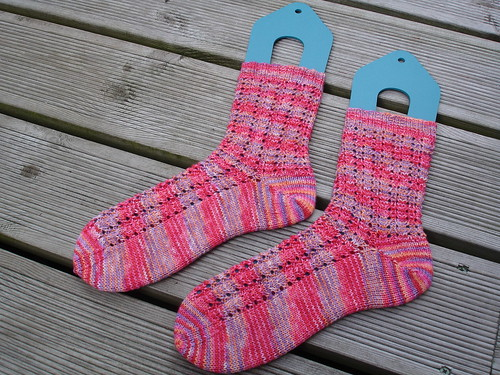 June Daydreamer socks 001