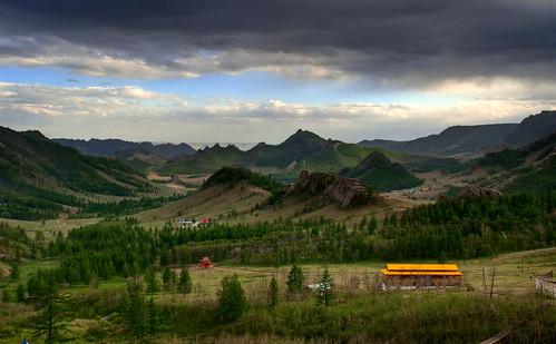 Gorkhi-Terelj National Park 14