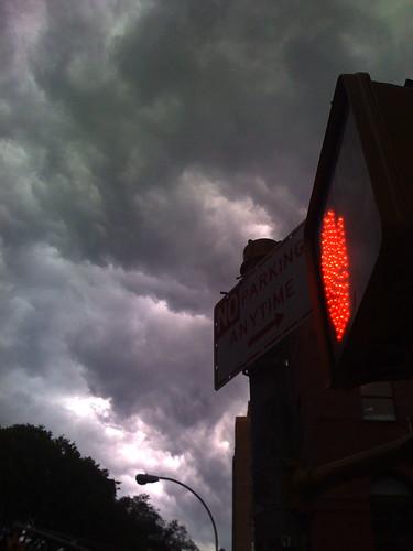 East Village Storm