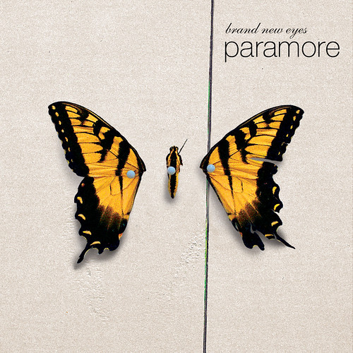 paramore brand new eyes. Paramore - rand new eyes