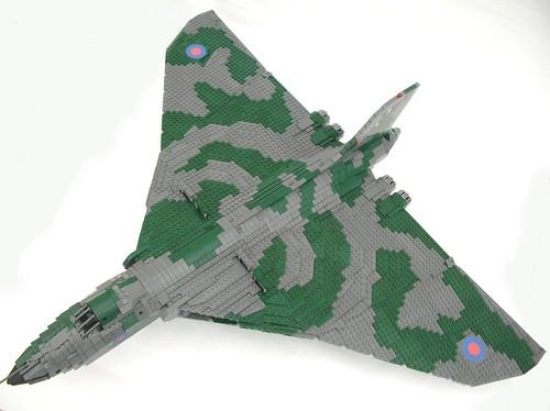 Vulcan birdseye view