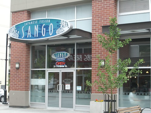 Sango Japanese Fusion - Port Moody