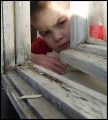 Hey Boy, Come, Play With Me! No.1 (Dushan B. Hadnadjev [slowly back]) Tags: life soul time portrait people love light kids hands hair eyes child boy dushan srbija portret   balkans social serbia photographer man face art