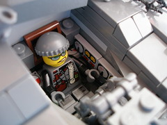 Raptor-2 Interior (Andreas) Tags: germany tank lego drpa