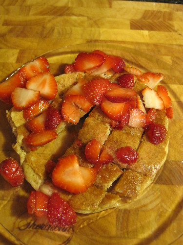 Kid Version of Whole Wheat Pancakes