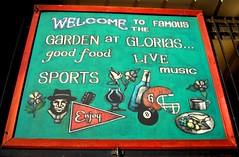Gloria's Pub in Lund (bryanDeldridge) Tags: lund pub sweden scandanavia