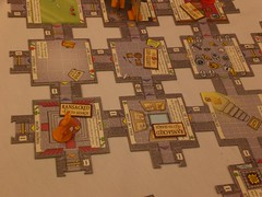 Munchkin Quest - Close up