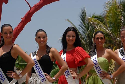 Miss Tenerife Toledo Cancún