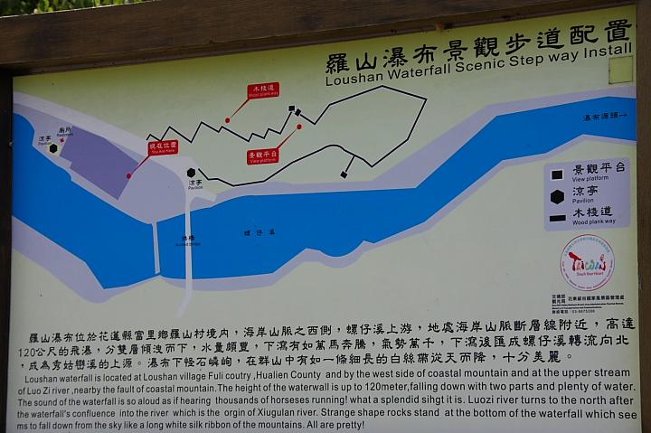 羅山瀑布001