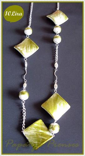 yağ yeşili ve gümüş