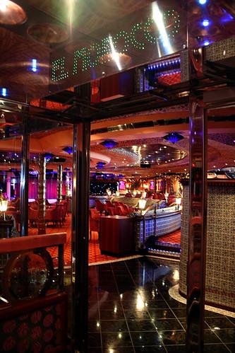 El Morocco Lounge (Carnival Splendor)