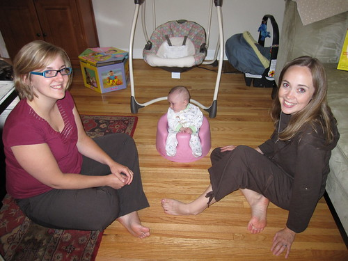 Me, Hannie, and Erin