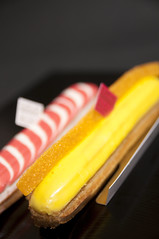 clair, Fauchon, Shinjuku Takashimaya (yuichi.sakuraba) Tags: cake tokyo shinjuku sweets  eclair takashimaya gateau  fauchon gteau    clair