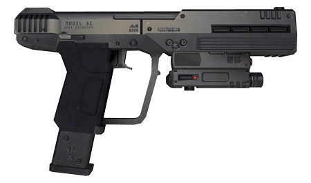 Halo 3 ODST (Automag Pistol)