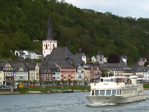Rhine River Cruise, Germany  J9040780 by nzboyinoz, on Flickr