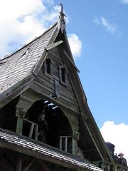 kummitus (mtlnen) Tags: talo linnanmäki kummitus