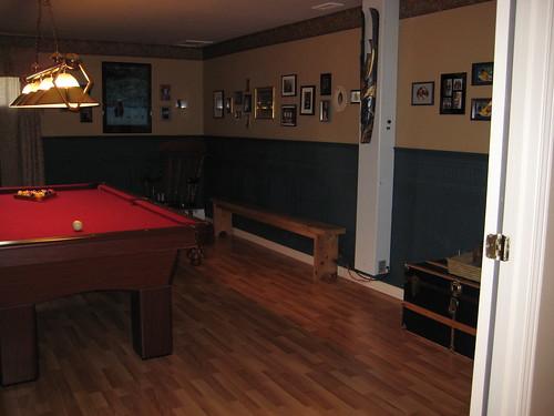 Pool room 10