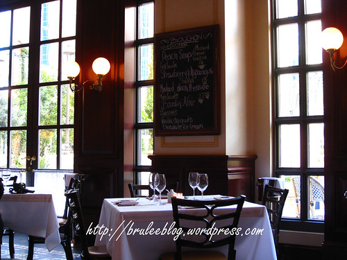 Bouchon - daily specials