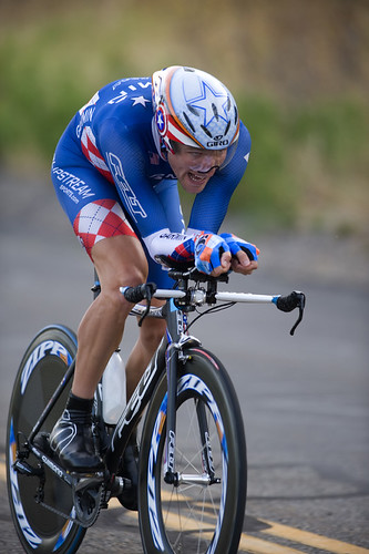 Zabriskie takes second in Utah opener
