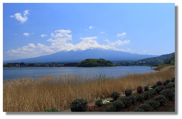 富士山山景