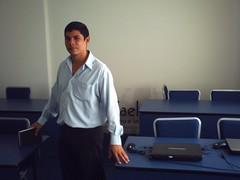 Docival Gomes, no Centro de Treinamento Java Caellum, RJ/RJ.