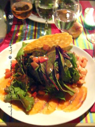 Salade Norvégien - Geneva
