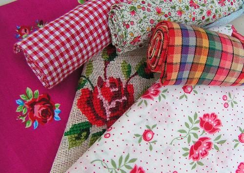 summer swap fabrics
