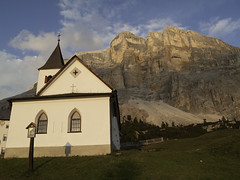 Santa Croce, Alta Badia at sunset - Dolomiti